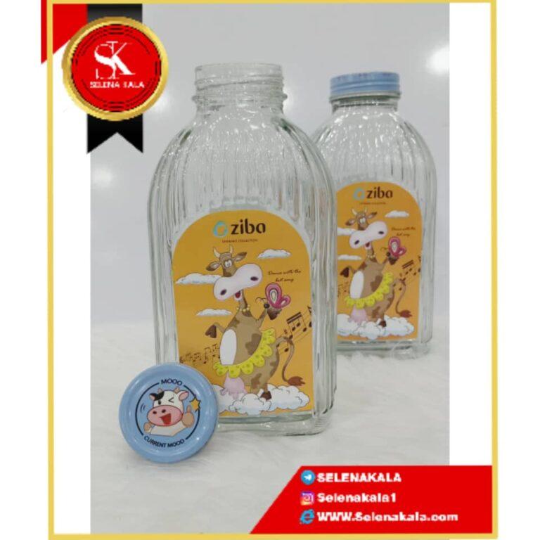 بطری شیر زیباسازان
